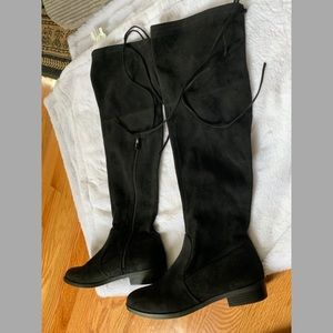 INC international concepts over knee boot